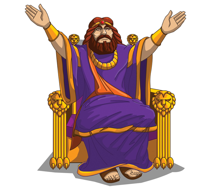 King Solomon young adult kids app game