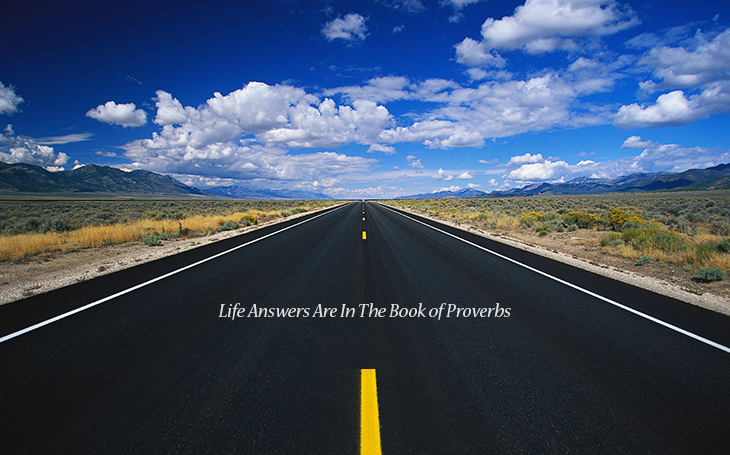 Life Answers In Book of Proverbs