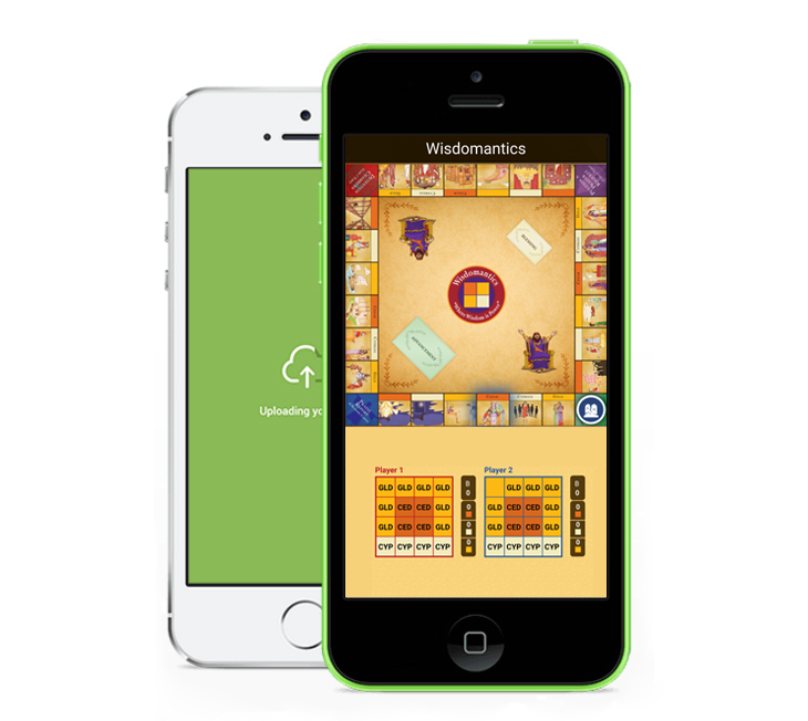 Wisdomantics Wisdom of Solomon App Game